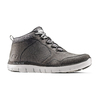 Sneakers Skechers in pelle skechers, nero, grigio, 806-2327 - 13