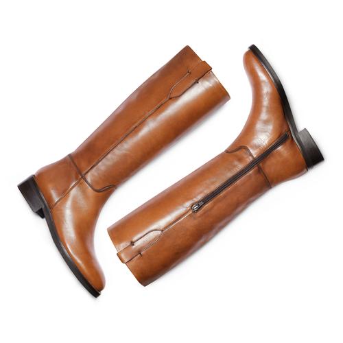 Stivali Bata da donna bata, marrone, 594-3325 - 19