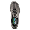 Sneakers Skechers in pelle skechers, nero, grigio, 806-2327 - 15