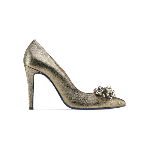 Décolleté Melissa Satta Capsule Collection bata, oro, 724-2261 - 26