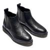 Chelsea Boots da uomo bata, nero, 891-6187 - 19