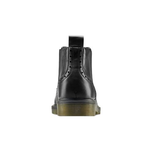 Chelsea Boots da uomo bata, nero, 891-6187 - 16