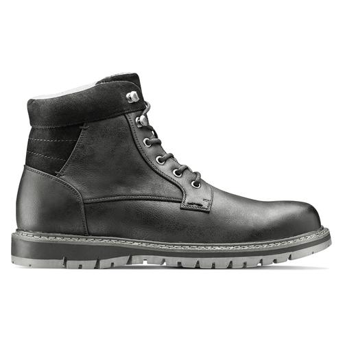 Casual Boots da uomo bata, nero, 891-6188 - 26