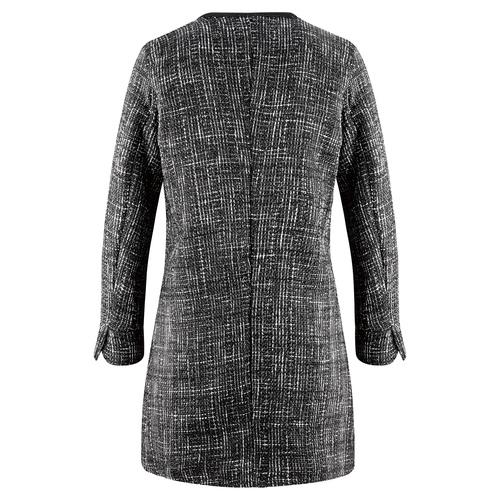 Cappotto lungo da donna bata, nero, 979-6230 - 26