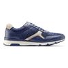Scarpe da running da uomo bata, blu, 849-9145 - 26