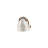 Sneakers con fibbie bata, bianco, 541-1196 - 15