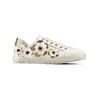 Sneakers con dettagli floreali bata, bianco, 541-1189 - 13