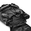 Zaino con fibbie bata, nero, 961-6288 - 17