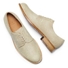 Derby in suede bata-the-shoemaker, marrone, 823-3325 - 19