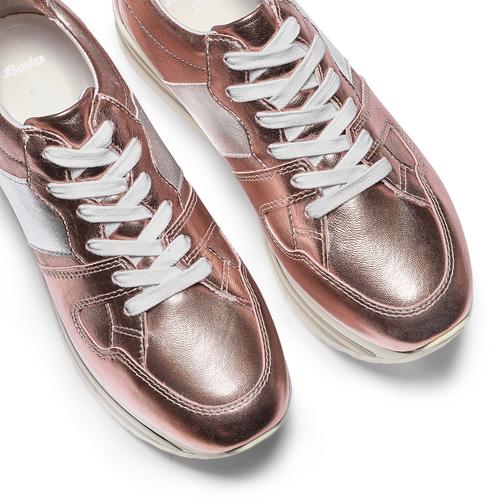 Sneakers Platform bata, 644-0198 - 26
