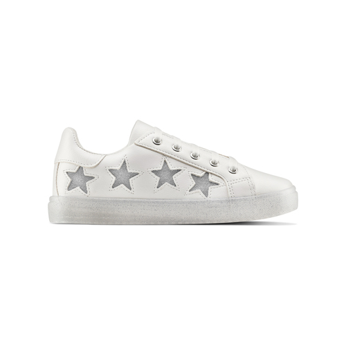 Sneakers Made in Italy da bambina mini-b, bianco, 321-1319 - 26