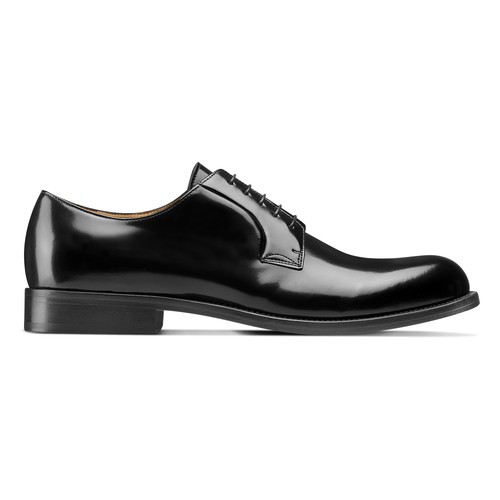 Derby in vernice da uomo bata-the-shoemaker, nero, 824-6327 - 26