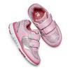 Sneakers basse rosa mini-b, 229-5220 - 19