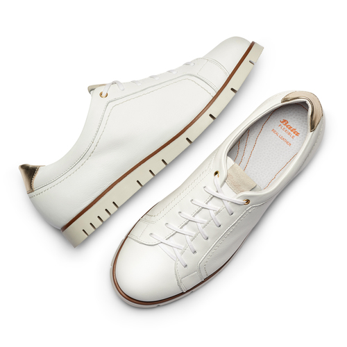 Sneakers Flexible da donna flexible, bianco, 524-1199 - 26