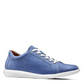 Sneakers basse da uomo bata, blu, 846-9183 - 13