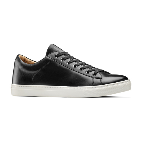 Sneakers Atletico in pelle atletico, nero, 844-6156 - 13