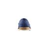 Mocassini da donna in pelle scamosciata bata-touch-me, blu, 513-9181 - 15