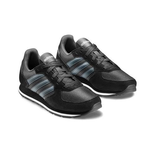 Adidas 8K da donna adidas, nero, 509-6369 - 16