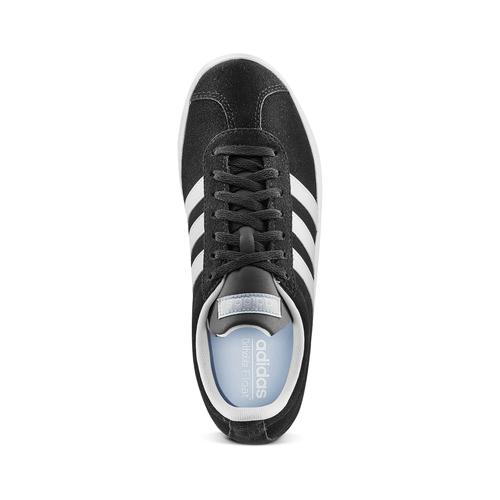 Adidas VL Court adidas, nero, 503-6379 - 17