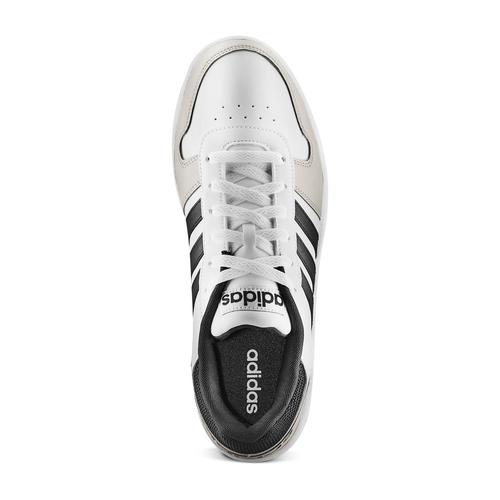 Adidas Hoops da uomo adidas, bianco, 801-1553 - 17