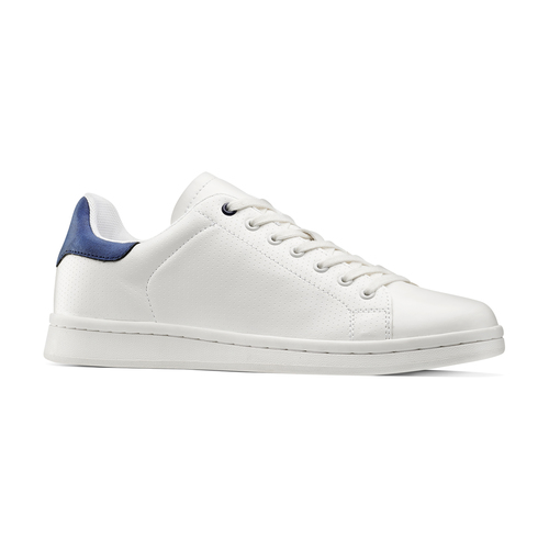 Sneakers basse da uomo bata, bianco, 841-1731 - 13