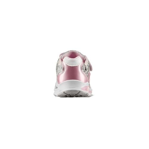 Sneakers con glitter da bambina mini-b, rosa, 221-5194 - 16