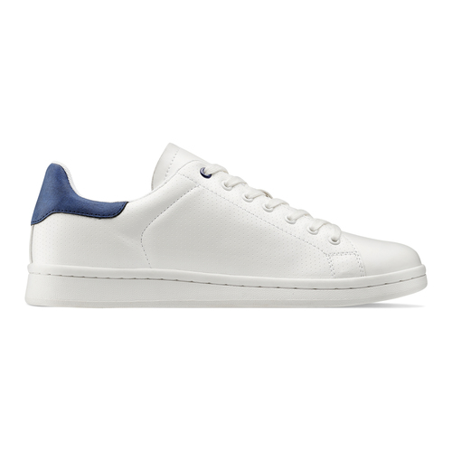 Sneakers basse da uomo bata, bianco, 841-1731 - 26