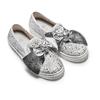 Slip on con fiocchi mini-b, argento, 329-1337 - 16