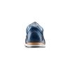 Sneakers in vera pelle da uomo bata, blu, 844-9142 - 15