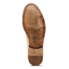 Mocassini in suede da uomo bata-the-shoemaker, beige, 813-3116 - 17