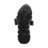 Sneakers nere con lacci in satin bata, nero, 549-6202 - 19