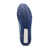 Sneakers in vera pelle da uomo bata, blu, 844-9142 - 19