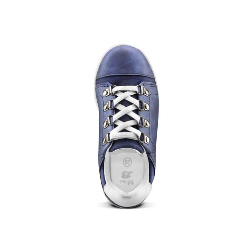 Sneakers da bambino mini-b, blu, 211-9192 - 15