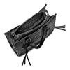Shopper da donna bata, nero, 961-6238 - 16