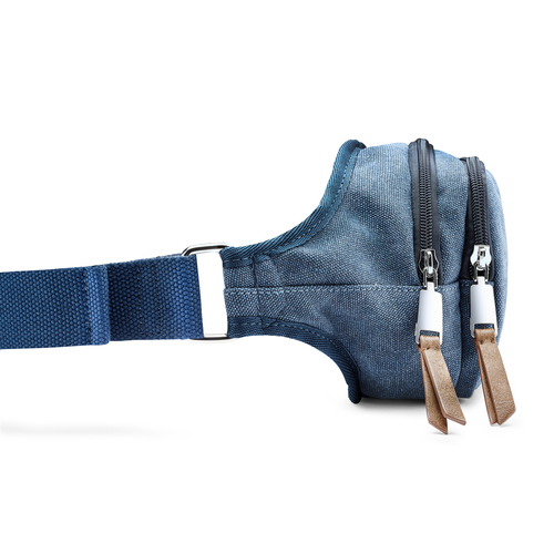 Marsupio da uomo bata, blu, 969-9247 - 15