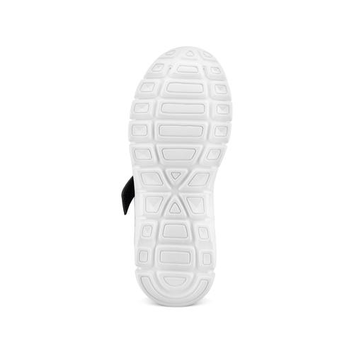 Sneakers da bambino con elastici mini-b, grigio, 319-2148 - 19