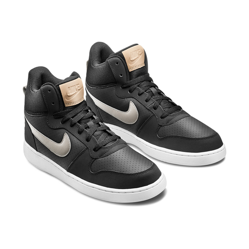 Nike Court Borough nike, nero, 801-6693 - 16