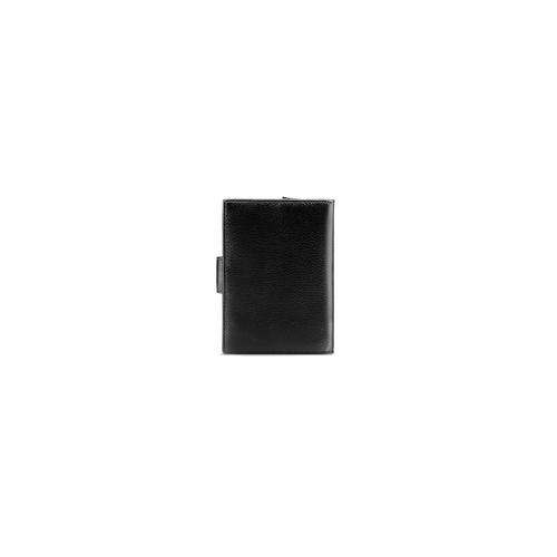Portafoglio in pelle bata, nero, 944-6117 - 26