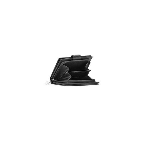 Portafoglio in pelle bata, nero, 944-6117 - 15