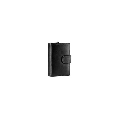 Portafoglio in pelle bata, nero, 944-6117 - 13