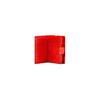 Portafoglio da donna bata, rosso, 944-5117 - 16
