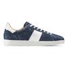Sneakers da uomo atletico, blu, 843-9157 - 26