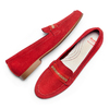 Mocassini Flexible da donna flexible, rosso, 513-5150 - 26