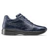Sneakers alla caviglia da uomo bata, blu, 844-9325 - 26