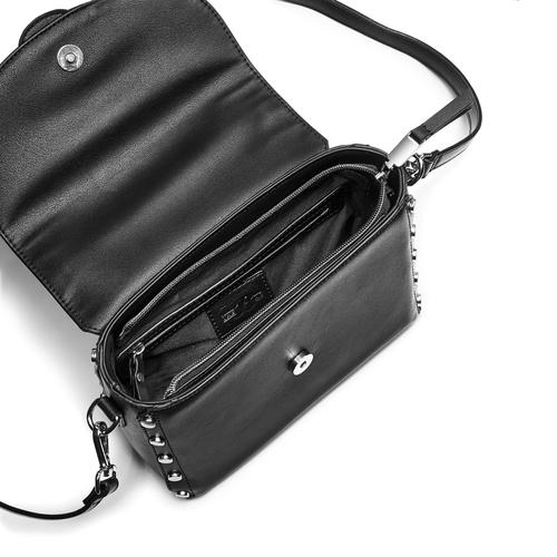 Minibag a tracolla bata, nero, 961-6316 - 16