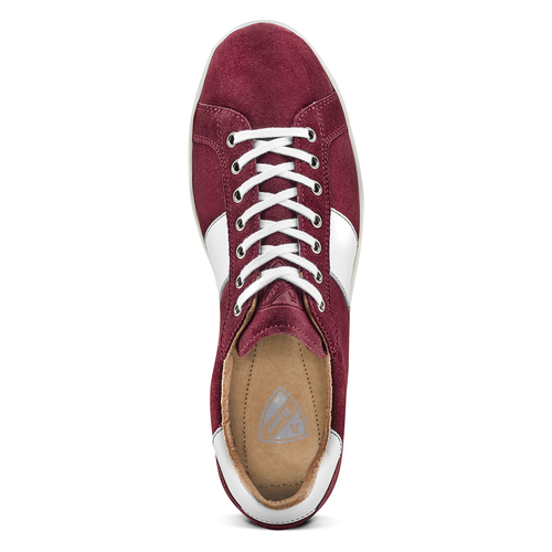 Sneakers basse Atletico atletico, rosso, 843-5157 - 15
