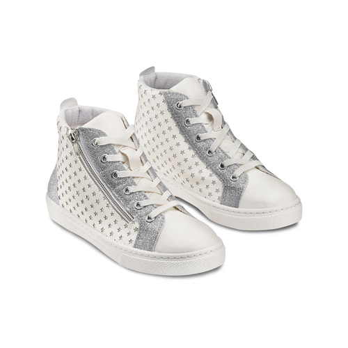 Sneakers da bimba mini-b, bianco, 321-1391 - 16