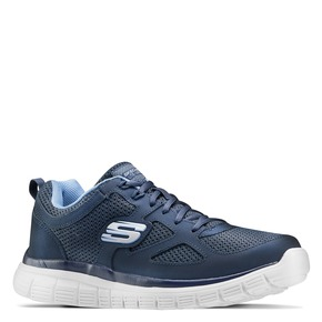 Skechers Burns Agoura skechers, blu, 809-9805 - 13