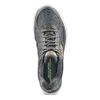 Skechers Burns Agoura Charcoa skechers, grigio, 809-2805 - 17