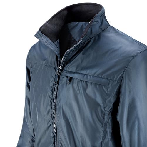 Bomber con tasche bata, blu, 979-9119 - 15